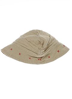 3 POMMES Accessoire BEIGE Chapeaux/Bonnet ENFANT (photo)