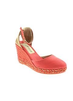 GAIMO ESPADRILLES Chaussure ROSE Espadrille FEMME (photo)