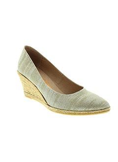GAIMO ESPADRILLES Chaussure BEIGE Espadrille FEMME (photo)
