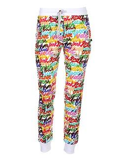 SWEET PANTS Pantalon BLEU Jogging FEMME (photo)
