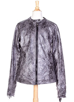 BAKER BRIDGE Manteaux GRIS Blouson FILLE (photo)
