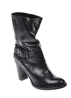 G STAR Chaussure NOIR Bottine FEMME (photo)