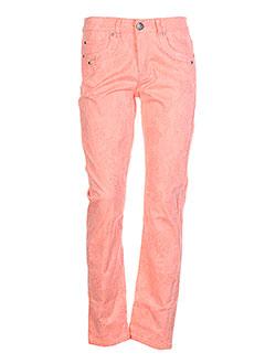 S.QUISE Pantalon ROSE Pantalon décontracté FEMME (photo)