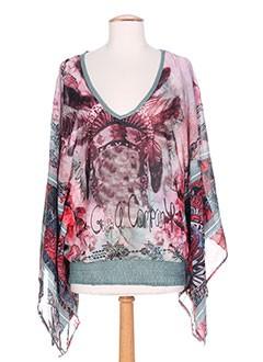GEISHA T-shirt / Top ROSE Top FEMME (photo)