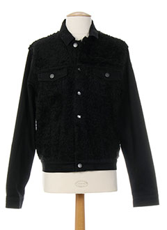 CHEAP MONDAY Manteaux NOIR Blouson HOMME (photo)