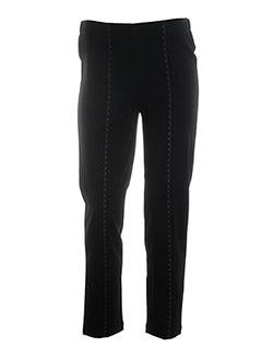 ALL BEAUTIFUL Pantalon NOIR Pantalon décontracté FEMME (photo)