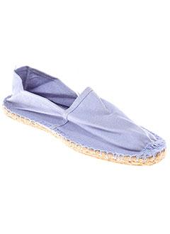 RESERVOIR SHOES Chaussure BLEU Espadrille HOMME (photo)