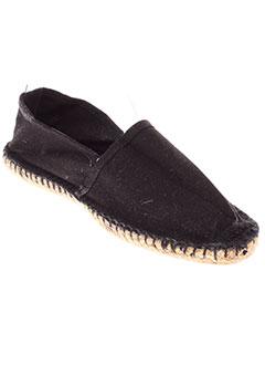 RESERVOIR SHOES Chaussure NOIR Espadrille HOMME (photo)