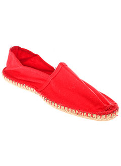 RESERVOIR SHOES Chaussure ROUGE Espadrille HOMME (photo)