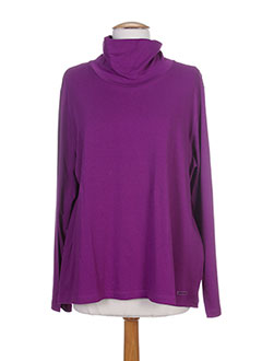 CAROLE RICHARD Pull VIOLET Sous-pull FEMME (photo)