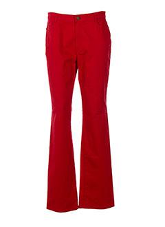 BRUNO SAINT HILAIRE Pantalon ROUGE Pantalon décontracté FEMME (photo)