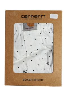 CARHARTT Lingerie BLANC Shortys/Boxer HOMME (photo)