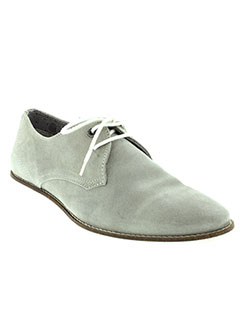 PEPE JEANS Chaussure GRIS Derby HOMME (photo)
