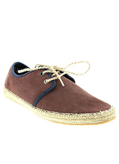 PEPE JEANS Chaussure MARRON Basket HOMME (photo)
