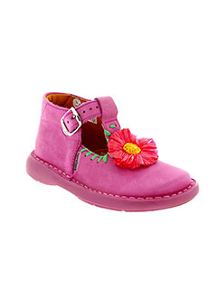 BABYBOTTE Chaussure ROSE Ville FILLE (photo)