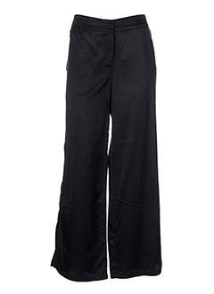 DIDIER PARAKIAN Pantalon NOIR Pantalon décontracté FEMME (photo)