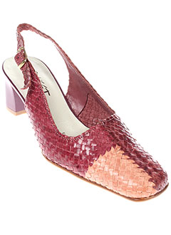 SWEET Chaussure ROSE Ville FEMME (photo)