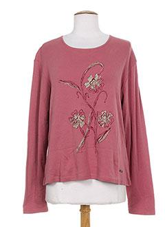 LUCCHINI T-shirt / Top ROSE Manche longue FEMME (photo)