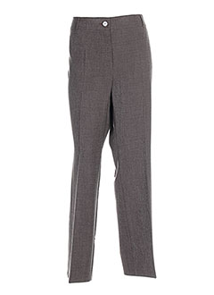 GERRY WEBER Pantalon MARRON Pantalon citadin FEMME (photo)