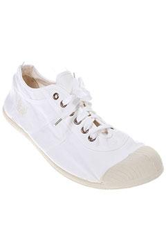 KAPORAL Chaussure BLANC Basket UNISEXE (photo)