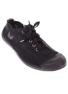 KAPORAL Chaussure NOIR Basket UNISEXE (photo)