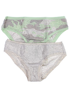 BENETTON Lingerie VERT Slips/Culotte FILLE (photo)