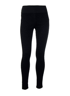 SMASH WEAR Pantalon NOIR Legging FEMME (photo)