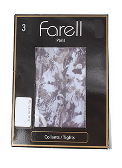 FARELL Lingerie BLEU Bas/Collant FEMME (photo)