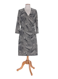 GERRY WEBER Robe BEIGE Robe mi-longue FEMME (photo)