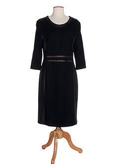 GERRY WEBER Robe NOIR Robe mi-longue FEMME (photo)