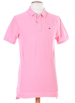 TOMMY HILFIGER T-shirt / Top ROSE Polo HOMME (photo)
