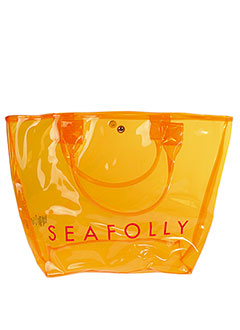 SEAFOLLY Accessoire ORANGE Sac FEMME (photo)