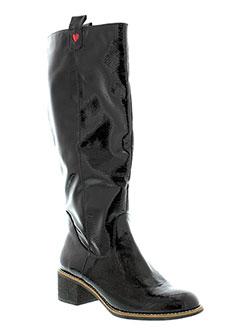 MELLOW YELLOW Chaussure NOIR Botte FEMME (photo)