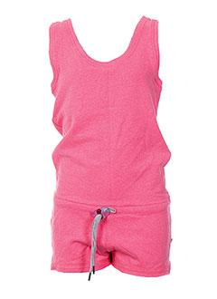 SWEET PANTS Combinaison ROSE Combi-short FILLE (photo)