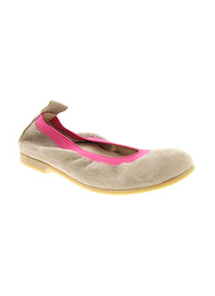 MELLOW YELLOW Chaussure BEIGE Ballerine FILLE (photo)