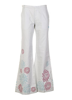 ROXY GIRL Pantalon GRIS Pantalon citadin FEMME (photo)