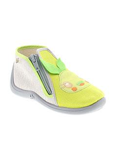 BABYBOTTE Chaussure NOIR Pantoufle FILLE (photo)
