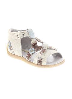 BABYBOTTE Chaussure BLANC Sandales/Nu pied FILLE (photo)