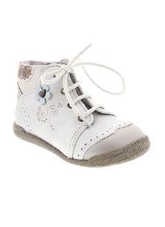 BABYBOTTE Chaussure GRIS Bottillon FILLE (photo)