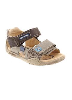 BABYBOTTE Chaussure MARRON Sandales/Nu pied GARCON (photo)