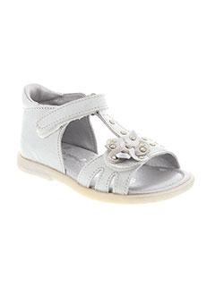 BABYBOTTE Chaussure GRIS Sandales/Nu pied FILLE (photo)