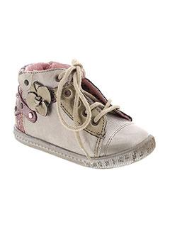 BABYBOTTE Chaussure MARRON Bottillon FILLE (photo)