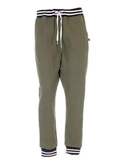 SWEET PANTS Pantalon VERT Jogging FEMME (photo)