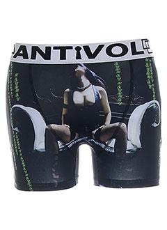 ANTIVOL Lingerie NOIR Shortys/Boxer HOMME (photo)