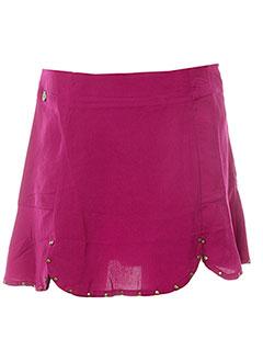 SMASH WEAR Jupe ROSE Mini-jupe FEMME (photo)