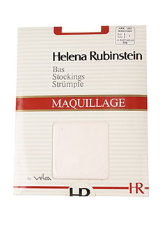 HELENA RUBINSTEIN Lingerie BLANC Bas/Collant FEMME (photo)