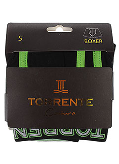 TORRENTE Lingerie VERT Shortys/Boxer HOMME (photo)