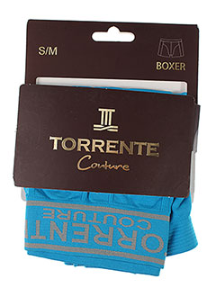 TORRENTE Lingerie BLEU Shortys/Boxer HOMME (photo)