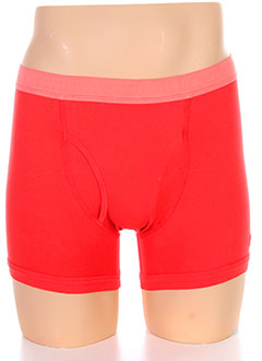 SERGE BLANCO Lingerie ROUGE Shortys/Boxer HOMME (photo)