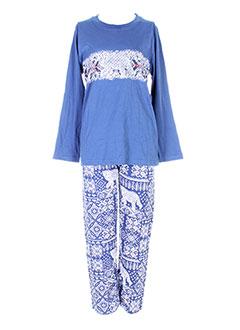 ARTHUR Lingerie BLEU Pyjama GARCON (photo)